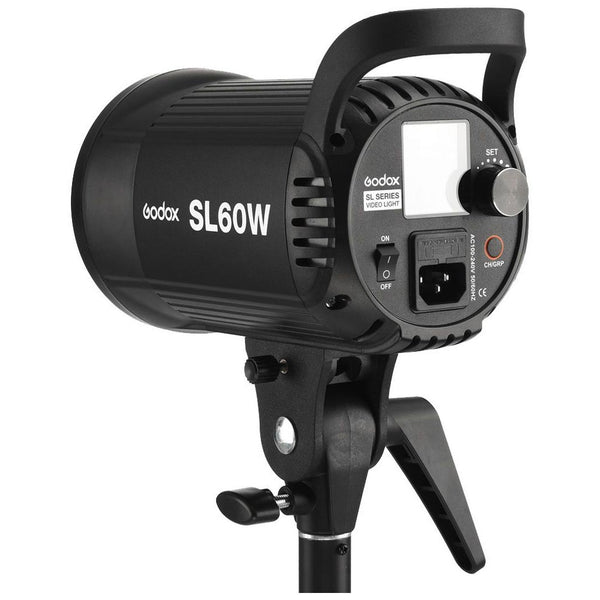 Godox SL60W Monolight Back View
