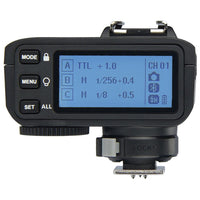 Godox XT2 - F for Fujifilm Display