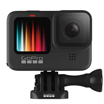 GOPRO HERO 9 BLACK BUNDLE