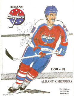25 Facts About the Albany Choppers, Who Played 55 IHL Games