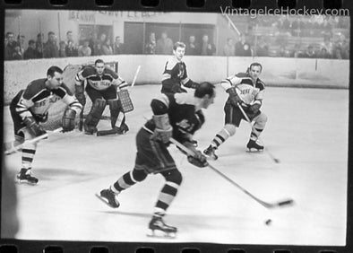 Flashback March 8, 1968: Photos of the EHL's Long Island Ducks hosting the New Haven Blades