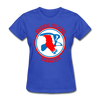 Rhode Island Eagles Logo Women's T-Shirt (EHL) - royal blue
