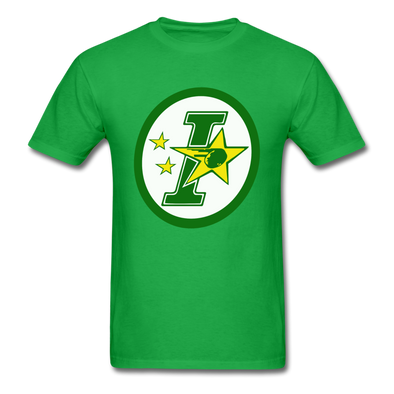 Iowa Stars Logo T-Shirt (CHL) - bright green