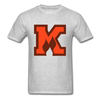 Omaha Knights K Logo T-Shirt (CHL) - heather gray