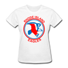 Rhode Island Eagles Logo Women's T-Shirt (EHL) - white