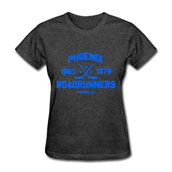 Phoenix Roadrunners Dated Women's T-Shirt - heather black