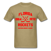Florida Rockets Dated T-Shirt (EHL) - khaki