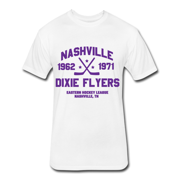 Nashville Dixie Flyers Dated T-Shirt (EHL) - white