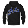 Johnstown Jets Double Sided Premium Hoodie (NAHL) - black