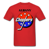 Albany Choppers Logo T-Shirt (IHL) - red