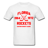 Florida Rockets Dated T-Shirt (EHL) - white