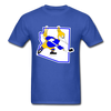 Phoenix Roadrunners Arizona Logo T-Shirt (CHL) - royal blue