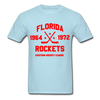 Florida Rockets Dated T-Shirt (EHL) - powder blue