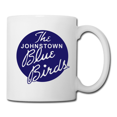 Johnstown Blue Birds Mug (EHL) - white