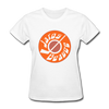 Beauce Jaros Women's Logo T-Shirt (NAHL) - white