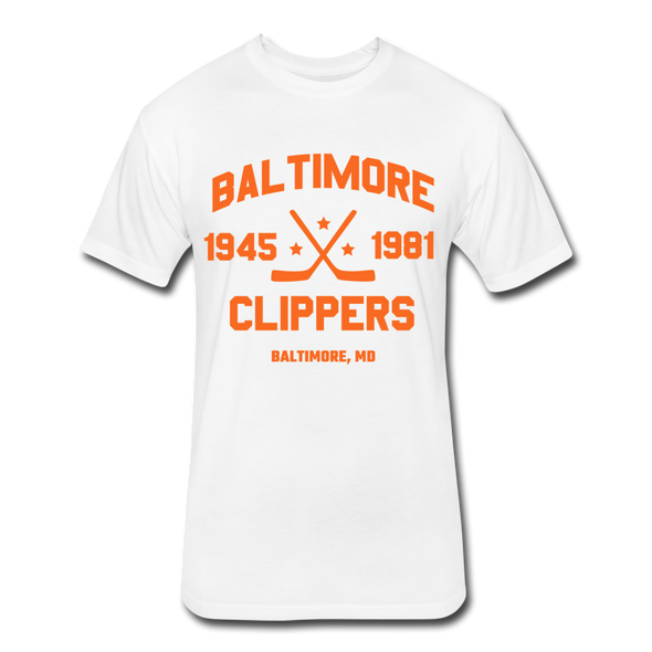 Baltimore Clippers Dated T-Shirt (SHL) - white