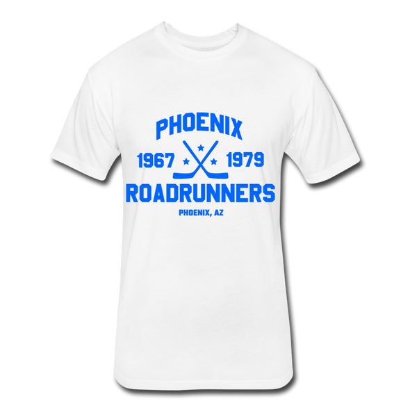 Phoenix Roadrunners Dated T-Shirt - white
