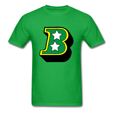 Birmingham South Stars B Logo T-Shirt (CHL) - bright green