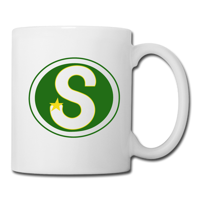 Memphis South Stars Mug - white