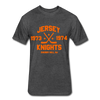 Jersey Knights Dated T-Shirt (WHA) - heather black