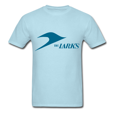 Jersey Larks Logo T-Shirt (EHL) - powder blue