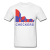 Indianapolis Checkers Logo T-Shirt (CHL) - white