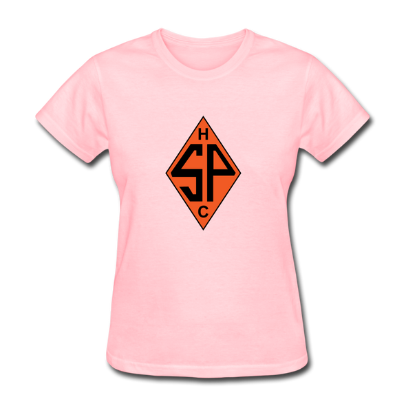 Sands Point Tigers Logo T-Shirt (EHL) - pink