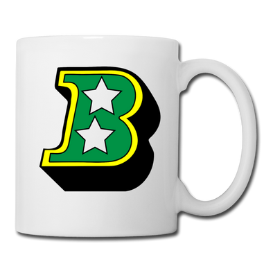 Birmingham South Stars B Logo Mug - white