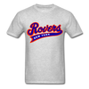 New York Rovers Logo T-Shirt (EHL) - heather gray