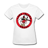 Long Island Ducks 1960s Logo Women's T-Shirt (EHL) - white