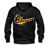 Syracuse Blazers Double Sided Premium Hoodie (NAHL) - charcoal gray