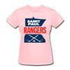 Saint Paul Rangers Women's Logo T-Shirt (CHL) - pink