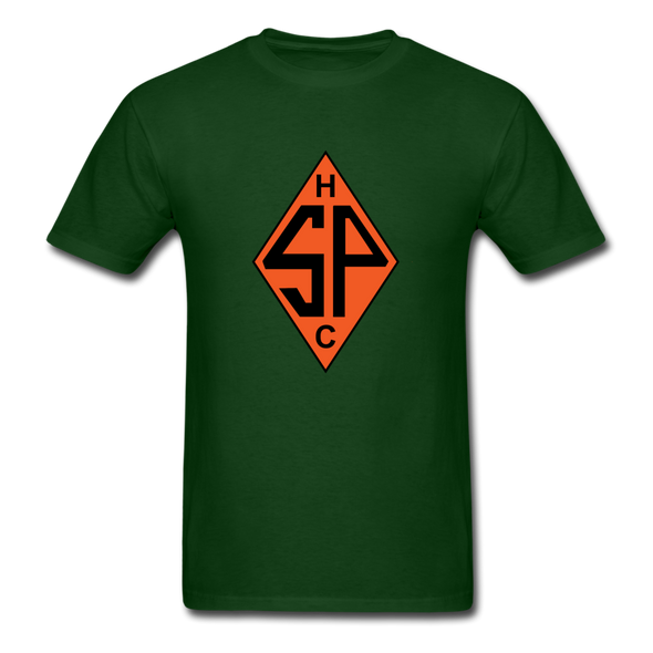 Sands Point Tigers Logo T-Shirt (EHL) - forest green