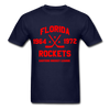 Florida Rockets Dated T-Shirt (EHL) - navy
