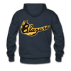 Syracuse Blazers Double Sided Premium Hoodie (NAHL) - navy