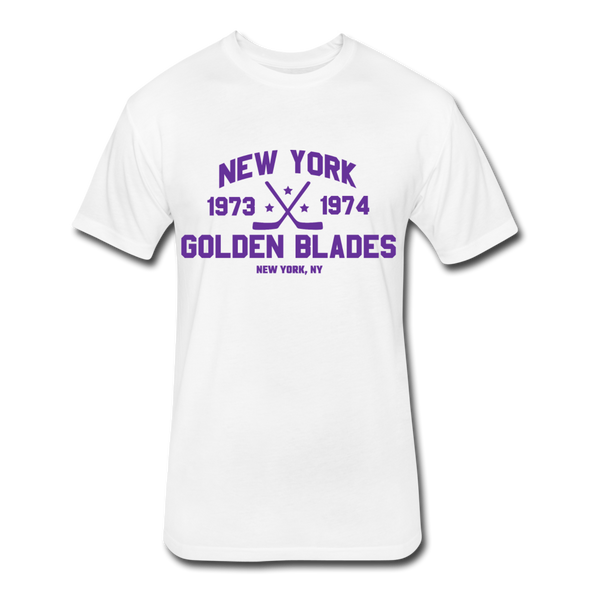 New York Golden Blades Dated T-Shirt (WHA) - white