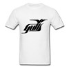 Hampton Gulls Black Logo T-Shirt (SHL) - white