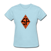 Sands Point Tigers Logo T-Shirt (EHL) - powder blue