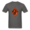 Sands Point Tigers Logo T-Shirt (EHL) - charcoal