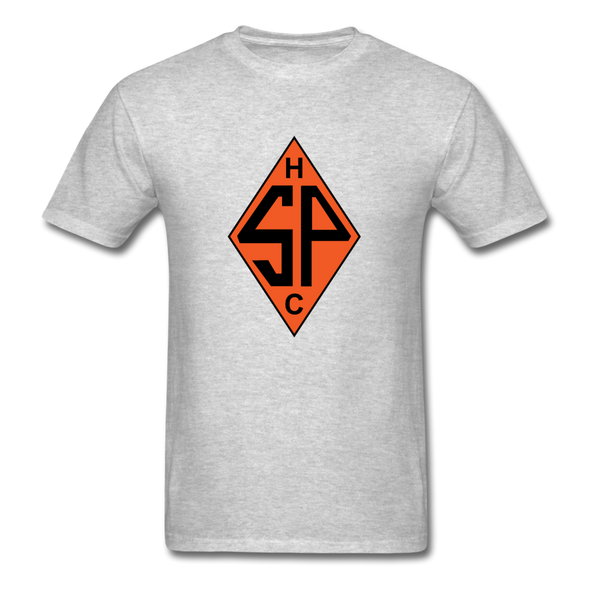 Sands Point Tigers Logo T-Shirt (EHL) - heather gray