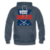 Saint Paul Rangers Logo Hoodie (CHL) - heather denim