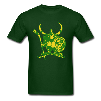 Buffalo Norsemen Logo T-Shirt (NAHL) - forest green