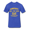 Suncoast Suns Dated T-Shirt (EHL) - heather royal