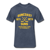 Suncoast Suns Dated T-Shirt (EHL) - heather navy