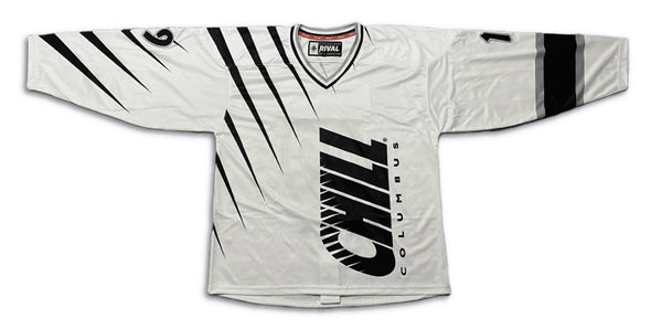Columbus Chill Jersey (Custom Name & Number) **PRE-ORDER**