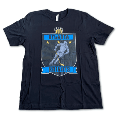 Atlanta Knights T-Shirt (Premium Lightweight)