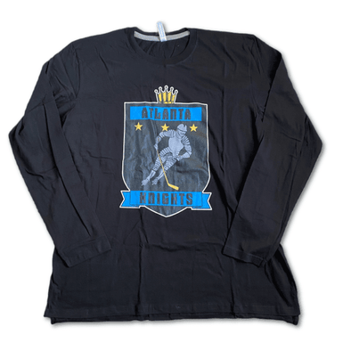 Atlanta Knights Long Sleeve Shirt