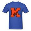 Omaha Knights K Logo T-Shirt (CHL) - royal blue