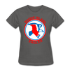 Rhode Island Eagles Logo Women's T-Shirt (EHL) - charcoal