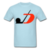 Jersey Hockey Club Logo T-Shirt (EHL) - powder blue